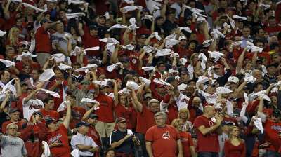 Fans respond to Tribe's playoff return