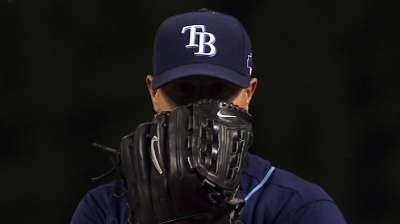 Famous Rays deliver, topping Tribe in Wild Card
