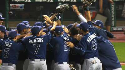Rays aiming to extend the postseason party