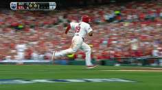 'Wright' way to start: Cardinals rout Pirates in Game 1