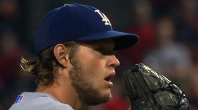 Kershaw continues building case as game's best