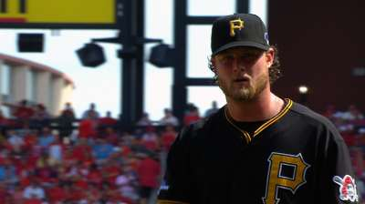 Cole confounds Cards, sends NLDS back to PNC tied