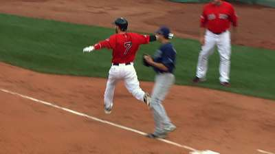 Hustlin' Gomes epitomizes Red Sox turnaround