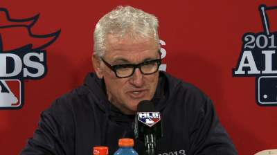 Maddon dismisses talk of Sox running up the score