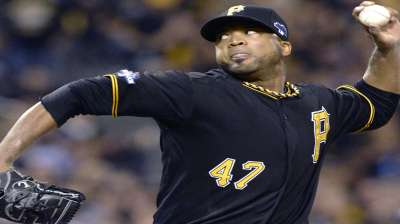 Prolific at PNC, Liriano primed to contain Cardinals