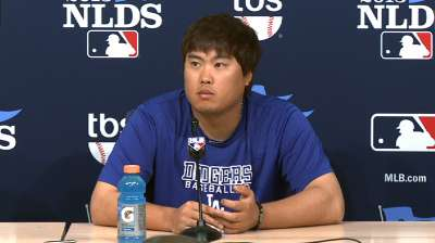 Odd couple: Ryu, Uribe become best of friends