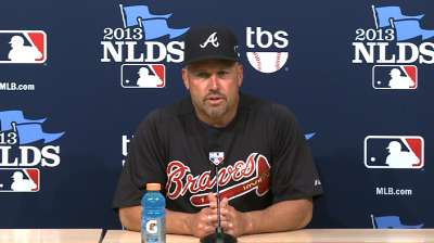 Fredi: Everybody available in Game 5