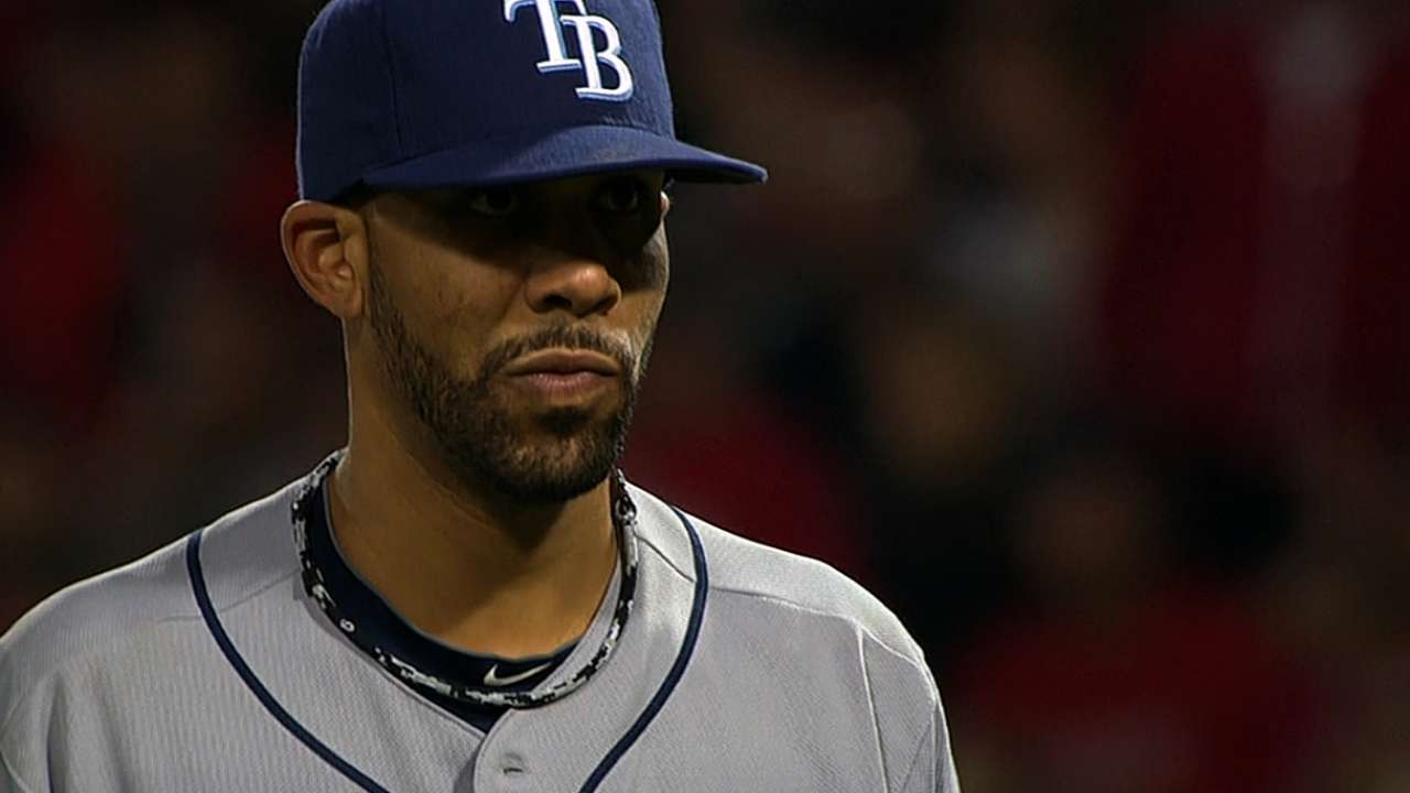 Price, six other Rays file for arbitration