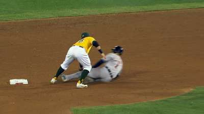 Leyland defends decision despite double play