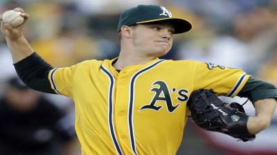 Gray matter: A's make smart move with rookie