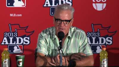 Maddon staying even-keeled in tight spot