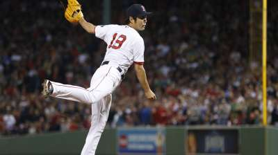 Red Sox in awe of teammate Uehara's dominance