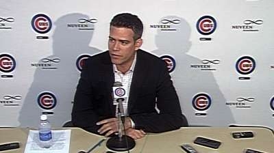 Acta, Renteria candidates to be Cubs skipper