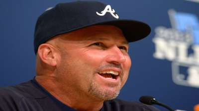 Braves left with few options; Dodgers sitting pretty