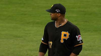 Liriano available for Game 5 if Pirates need him