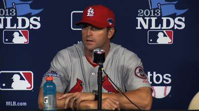 With backs to wall, Cardinals can only push forward