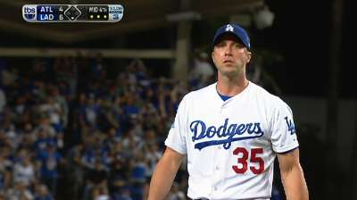 Dodgers decline options on Capuano, M. Ellis