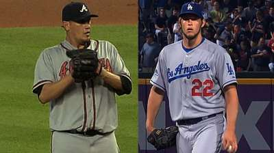 Lineup breakdown: Braves-Dodgers, Game 4
