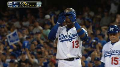 Hanley working on deal to extend stay with Dodgers