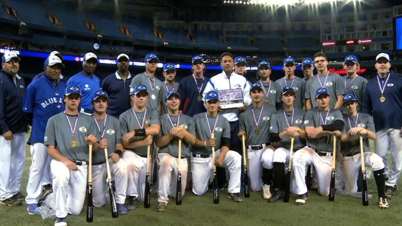 Blue Jays plan second Tournament 12 showcase