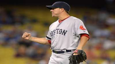 Peavy looks to punch Sox's ticket to ALCS