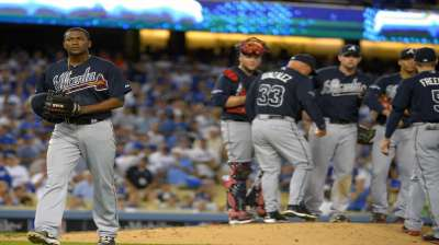 Early exit leaves Braves with plenty of questions