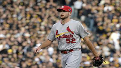Pirates heap high praise on rookie Wacha
