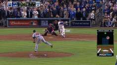 Juan and done: Uribe powers Dodgers to NLCS