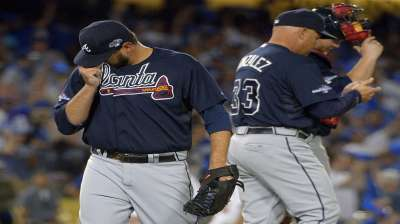Fredi stands by decision to save Kimbrel for four outs