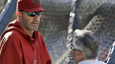 D-backs announce changes to coaching staff