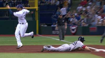 Rays nab Gold Glove noms at every infield spot