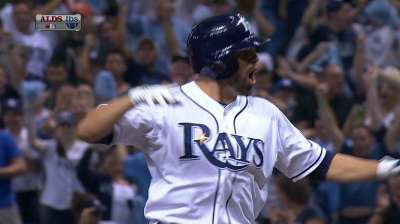 Rays, DeJesus agree to two-year contract