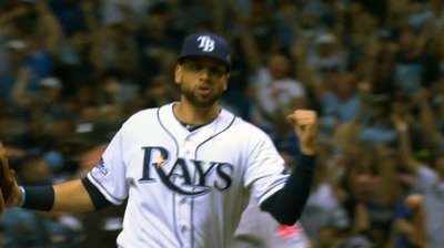 Despite four finalists, no Gold Gloves for Rays