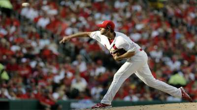 When it matters most, Waino true definition of ace