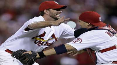 Rotations in spotlight as Cards clash with Dodgers