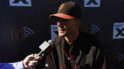 Lopez points to past for keeping Giants in his future