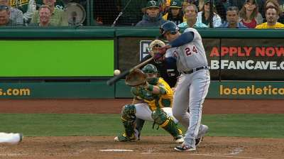 Miggy's homer helps stifle A's and injury fears
