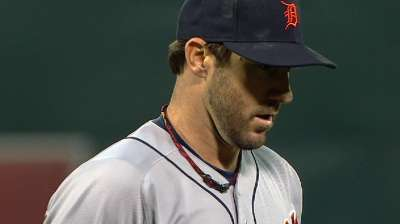 MLB Notebook: Verlander owns the ALDS