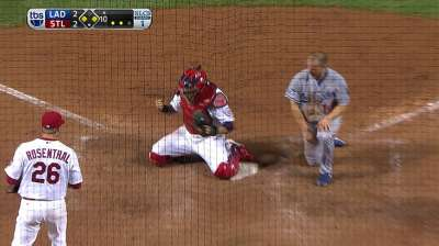 Jay's difficult night bailed out by Beltran