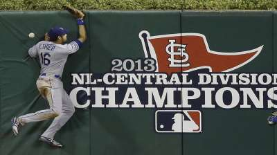 Ethier returns to mixed results in loss