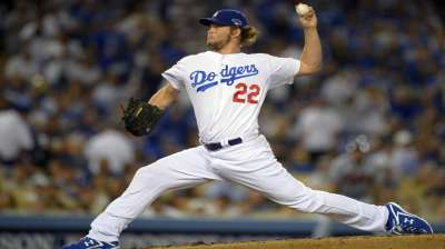 Kershaw lauds connection with batterymate Ellis