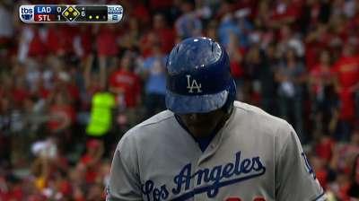 Dodgers' bats neutralized behind Kershaw in duel