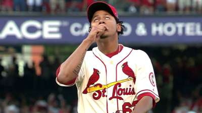 Once a Red Sox prospect, Martinez happy with Cards