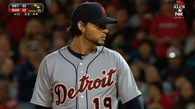 Tigers let out inner Anibal