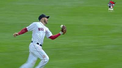 Drew's brilliant ninth-inning grab not forgotten