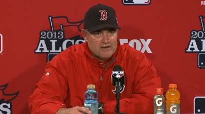 Oct. 13 John Farrell postgame interview