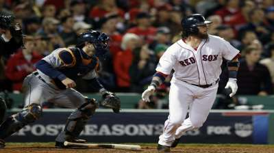 Red Sox's rally steals ALCS mojo