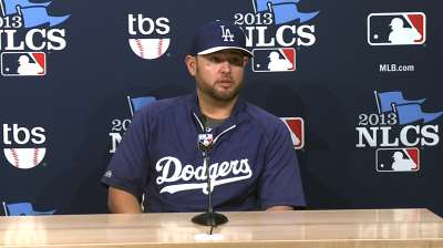 Dodgers say Nolasco will get Game 4 start