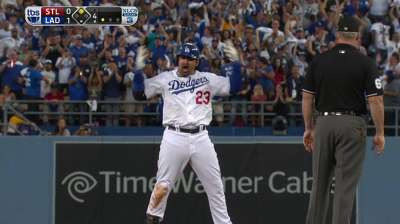 Game 3 victory gives Dodgers needed confidence boost