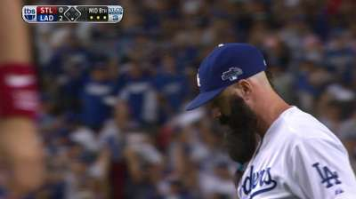 With runs hard to come by, NLCS all about pitching